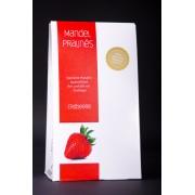 Erdbeer Mandeln  100 Gramm