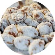 Kokos-Schokolade Mandeln 100 Gramm