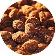 Orange-Kakao Mandeln  250 Gramm